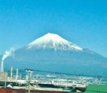 富士山の麓で合宿です!!