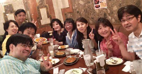 福岡NLPマスタープラクティショナーコースで誕生日を迎えました!