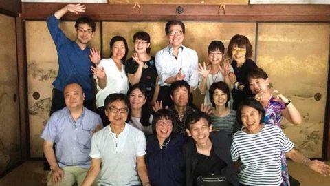 大人気 高野山リトリート合宿2日目