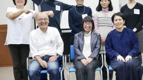 富士山麓の時之栖にて、第3期影響力実践士講座 和やかに終了しました。