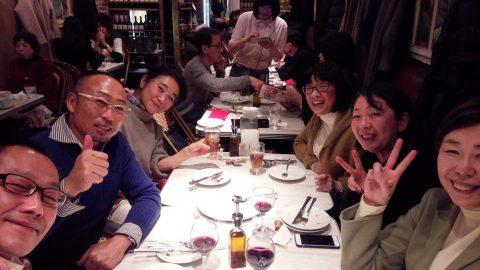 大阪NLPマスタープラク34期の懇親会は、福岡からの振替や懐かしの1期生の飛び入り参加など、新たな出会いの場となりました!