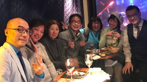 パリ日本文化体験ツアー先行組で、パリで一番というライブハウスへ!
