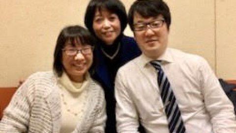 IWAM日本総元締めの本山晶子先生の還暦のお祝いに内海先生とご一緒しました❣️