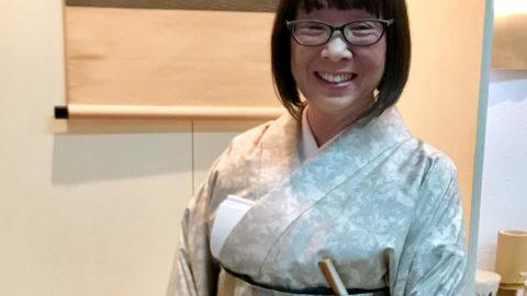 NLPトレーナー会日本文化探求部のお茶事初合宿❣️