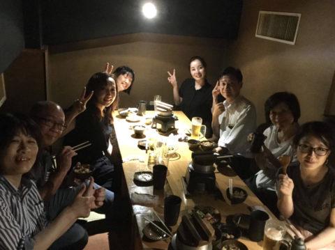 大阪NLPプラクティショナーコース第2週目 無事終了しました!