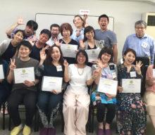 大阪LABプロファイル認定プラクティショナーコース後期無事終了!