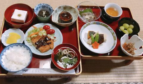 高野山リトリート合宿のお食事は精進料理メインなので、いっぱい食べても もたれず身体がすっきり❣️