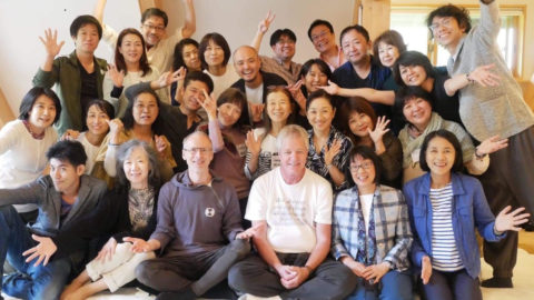 ギリガン博士のスーパーヴィジョン三日間、長野の水輪にて無事終了しました。