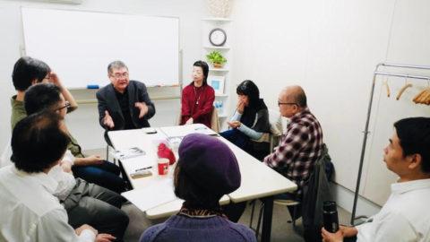 NLP研究会、安心学と催眠の権威 前田大輔先生を特別ゲストにお迎えしてスタート!