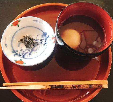 今月は茶人の正月といわれます。