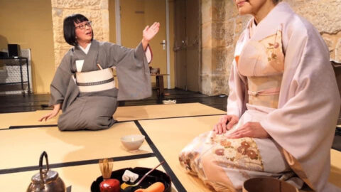 【ジャパネスクNLP 茶道体験第一弾‼️】